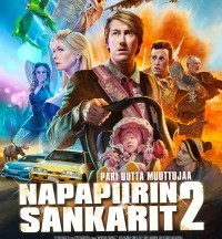 Napapiirin Sankarit 2 (Lapland Odissey 2) (2015)